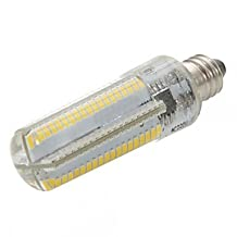 Dimmable E11 10W 152x3014SMD 1000LM 2800-3200K/6000-6500K Warm White/Cool White Light LED Corn Bulb (AC110V/AC220V) ( Dimmable Option : Dimmable , Light Source Color : Warm White-110V )