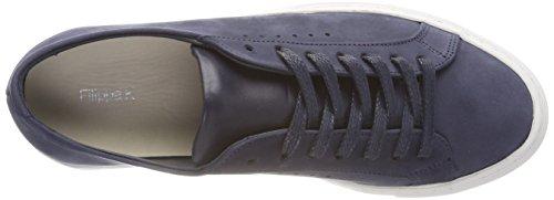 Bleu Kate Filippa navy Seasonal 7760 K Baskets Nubuc Femme Sneaker HwYfqw