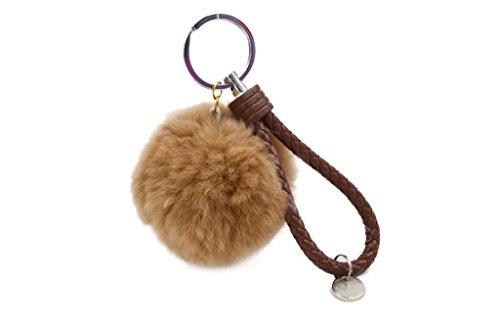 Keychain Yellow Rabbit Handbag Pendant product image