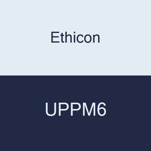 Ethicon UPPM6 Ultrapro Mesh Plug, Medium, 4 cm Anchor Size, 5 cm Rim Size (Pack of 6)