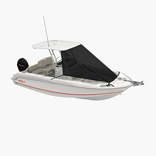 T-Top Bow Shade [Oceansouth] detail review