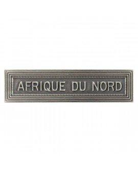 Le Comptoir Des Médailles - Agrafe Afrique du Nord Argent - AGOAFNOR