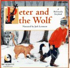 img - for Peter and the Wolf: CD-ROM for Windows/Mac (dual platform disc) book / textbook / text book