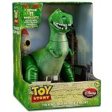 Disney Pixar Toy Story Deluxe Talking Rex 12″ Figure