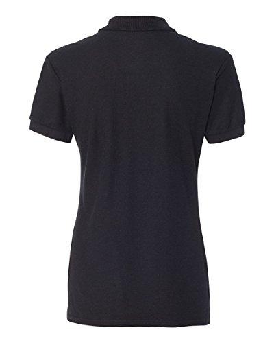 Gildan DryBlend Double Piqué Sport Shirt - side