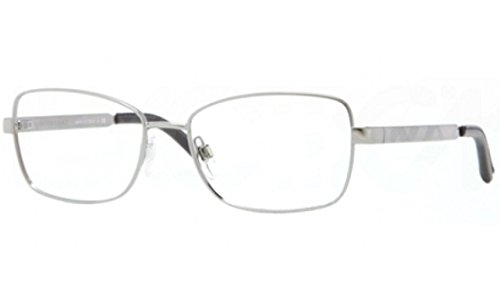 Burberry Eyeglasses BE1259Q 1003 52 16 - Male Models Burberry
