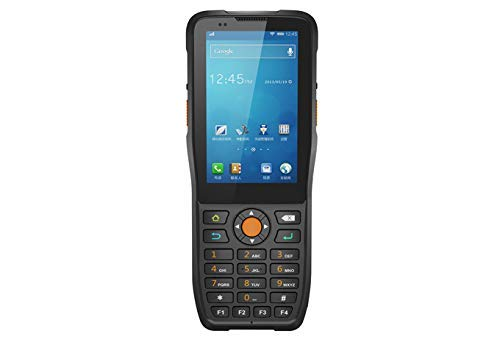 (GAO-EDA-113-B Handheld Mobile Computer, Enterprise Digital Assistant, Rugged PDA, Portable Data Terminal with IP65 Waterproofing, Symbol 1D Barcode Reader, NFC RFID, Android, 4G, 8MP Camera)