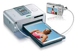 Canon SELPHY CP710 impresora de foto 300 x 300 DPI: Amazon ...
