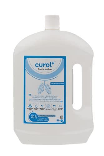 Curol+ Anti Pollution Liquid  amp; Surface Cleaner 2 ltr