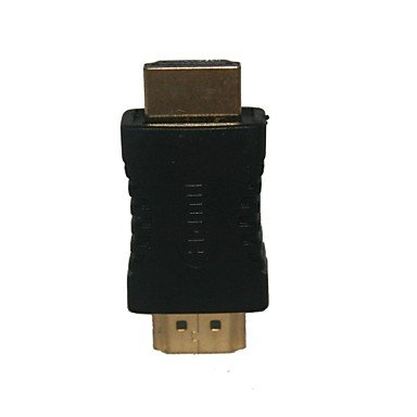 HDMI V1.3 Male to Male Adapter Coupler Black