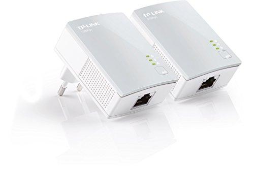 TP-Link TL-PA4010KIT AV500 Nano Powerline Adapter Starter Kit (500Mbps, EU Steckdose)