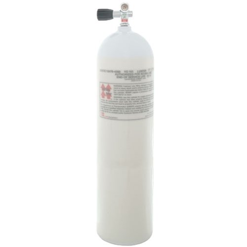 Luxfer 4350 PSI Air Tank Wrapped Aluminum 105 Cubic Foot
