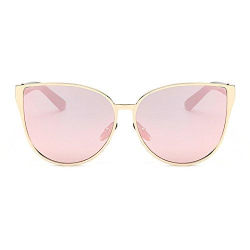 4bc30c921b 70% OFF Horrenz Moda de Nueva gran tama?o del ojo de gato gafas de sol de  las mujeres ...