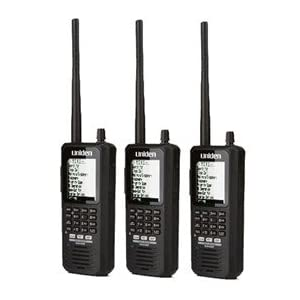 Uniden Bearcat BCD436HP Digital Handheld Scanner (3-Pack)