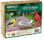 Birdola 54496 Deck and Patio Seed Cake, My Pet Supplies