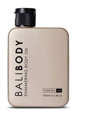 BaliBody Self-Tanners & Bronzers (Shimmering Body Oil - 3.4 oz) ()