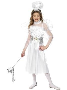 Desconocido Disfraz de ángel de Navidad para niña: Amazon.es ...