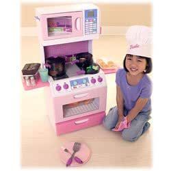 Barbie: Cook with Me Smart Kitchen