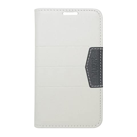 Eagle Cell Flip Wallet PU Leather TPU Case Cover for LG L70/Ultimate 2 L41C/Exceed 2/Realm - Retail Packaging - (Lg L41c Phone Case Wallet)