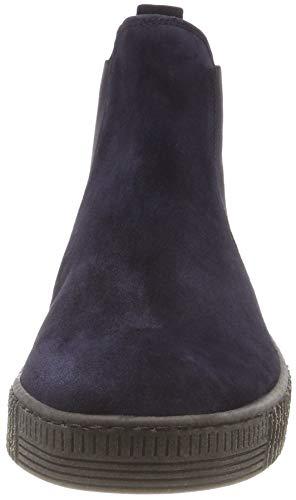 Shoes Jollys Mujer Azul Gabor para Botas 10 Slouch Gabor Anthrazit Ocean 46qdE4