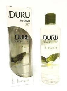 Duru limón tradicional turco Colonia Aftershave 400 ml (2 pcs oferta)