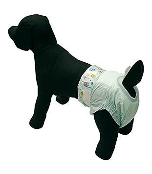 Trade Shop traesio10 X Braguitas pañales higiénicas para Perro USA y Desechables Talla pequeño 4 –