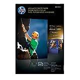 HP Photo Paper Advanced, Glossy, 4x6, 100 Sheets