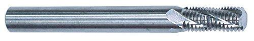 Scientific Cutting Tools (SCT) - TM16-2.5MM-HA - Thread Mill, 1/2 Shank Dia., 4 Flutes, TiAlN by Scientific Cutting Tools (SCT)