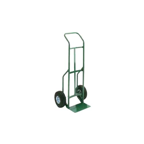 Wesco Industrial Products 210334 656-Z8 Steel Continuous Handle Truck, 500 lb. Capacity, 21.75'' Width x 49'' Height x 19'' Depth