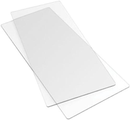 Sizzix Cutting Pads, Bigz XL, Clear