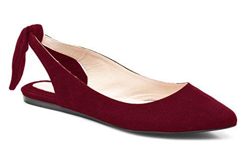 Sandaler Rødbrun Kvinde 11sunshop En Anden Kjole Hud xwnPRqCP