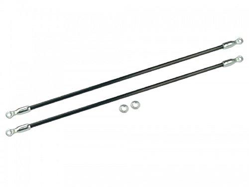 2mm Carbon Tail Boom Support Set : Blade200SRX