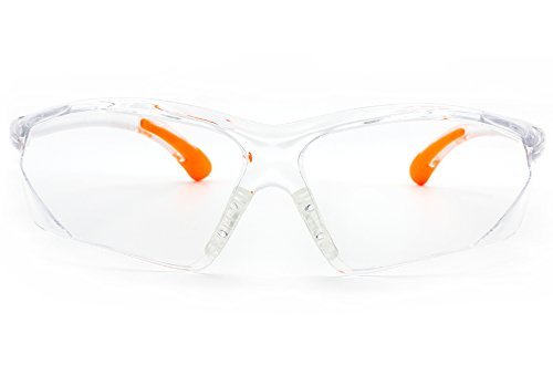 Picador Safety Glasses Protective Eye Wear UV400 Protection Clear - Eye Wear Glasses