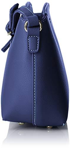 Donna David Borse Jones Blu A Cm5039 blue Tracolla rSf1S4