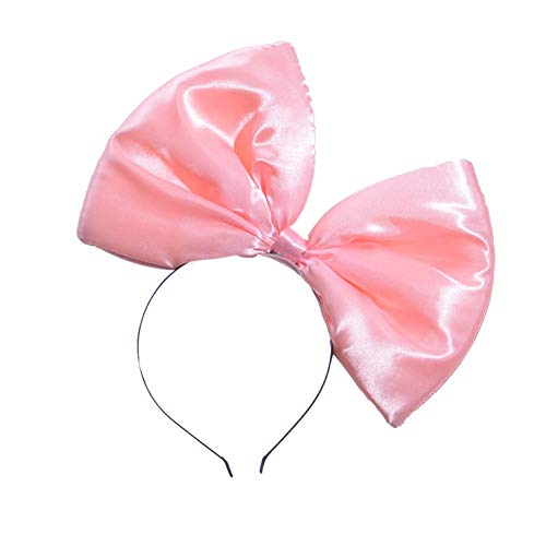 Ztl Women Huge Bow Headband Hairband Hair Hoop