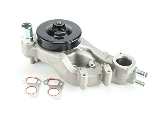 OAW G2160 Engine Water Pump for 10-15 Chevrolet Camaro SS 6.2L ()