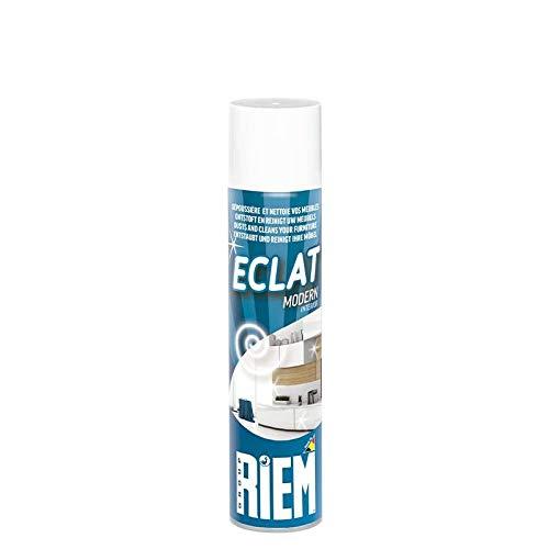 Eclat Modern Interior – Ontstoft en reinigt uw meubels – RIEM – 0,3 L – Aërosol