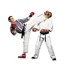 Karate With Bill Superfoot Wallace DVD-Over 40 Fitness Workout