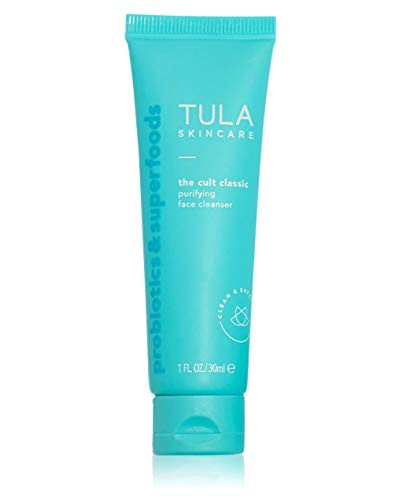 TULA Probiotic Purifying Face Cleanser Review
