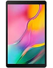 Samsung Galaxy Tab A T510N 25, 54 cm (10, 1 tum) surfplatta PC (1, 8 GHz Octa-Core, 3 GB RAM, 64 GB eMMC, Android 9.0) svart