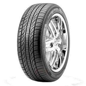 18 Pirelli P-zero Nero Tires - PIRELLI P ZERO NERO A/S RUN FLAT (P245/40R18 93V) - All Season - Performance, Run Flat