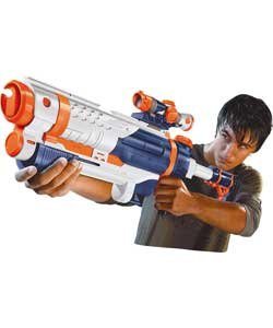 What's better than having a NERF water gun fight??? Eating a NERF water
