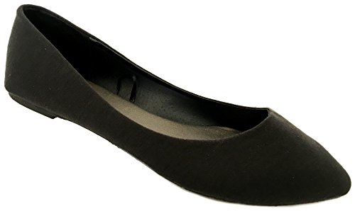 Shoes 18 Womens Ballerina Ballet Flat Shoes Solids for sale  Delivered anywhere in Canada