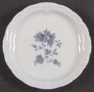 Haviland Coasters (JOHANN HAVILAND BAVARIA BLUE GARLAND COASTER/ASK TRAYS SET OF 4 (NEW IN)