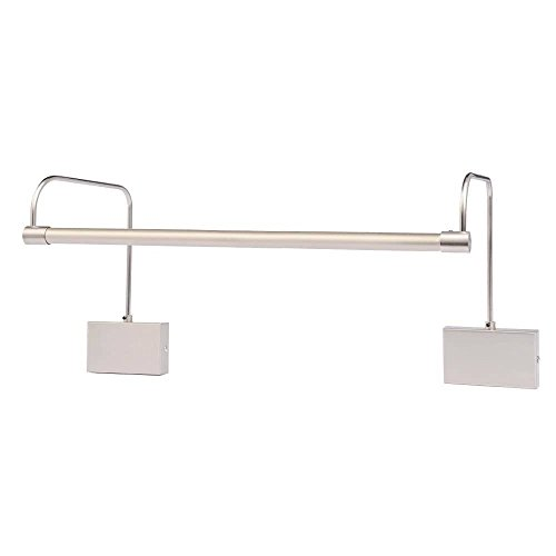 Slim Led Satin - Cocoweb DSL21SN Tru-Slim Hardwire/Direct-Wire LED Picture Light, 21