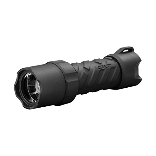 Coast Polysteel 400 Focusing LED Flashlight