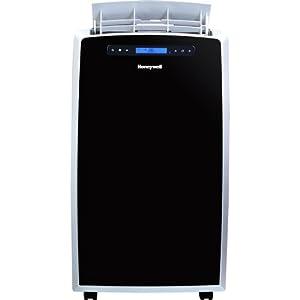 Honeywell MM14CHCS 14,000 BTU Portable Air Conditioner with Heat Pump - Black/Silver