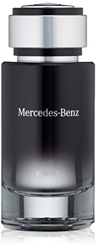 (Mercedes Benz | Intense | Eau de Toilette | Spray for Men | Deep Woody Scent | 4 oz)
