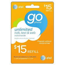 gophone refill deals