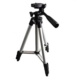 Professional Flexible Aluminum Tripod Stand With Bubble Level For Sony DSLR Camera [TLB-C3]